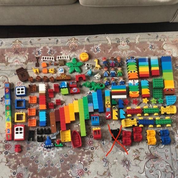 LEGO Duplo Bundle 265-pc